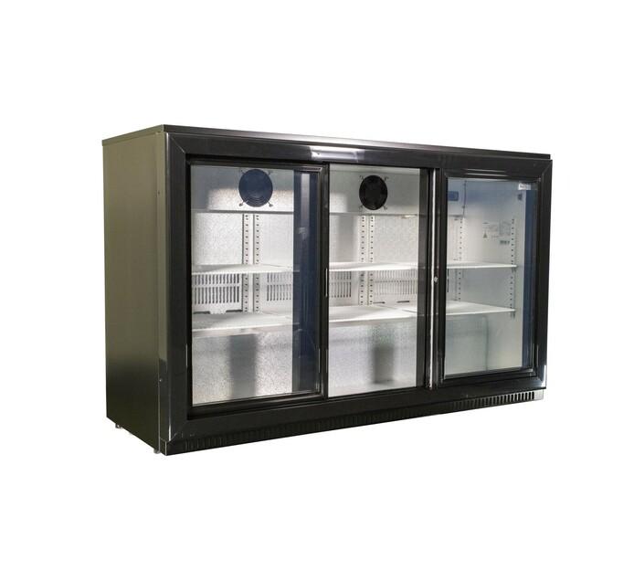 SNOMASTER 300 l Sliding Door Beverage cooler