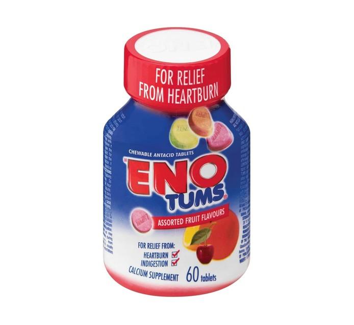 ENO Tums Antacid Tablets All Variants (1 x 60's)