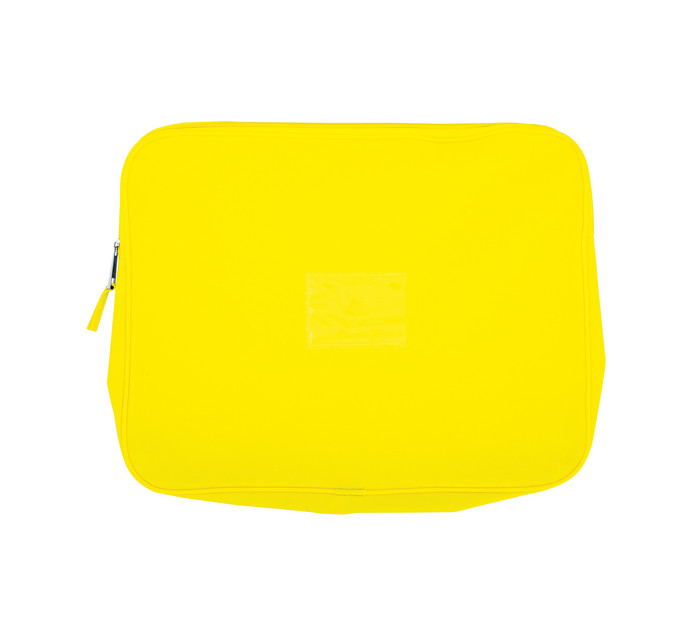 KENZEL A4 Book Bag Without Handle Yellow Each