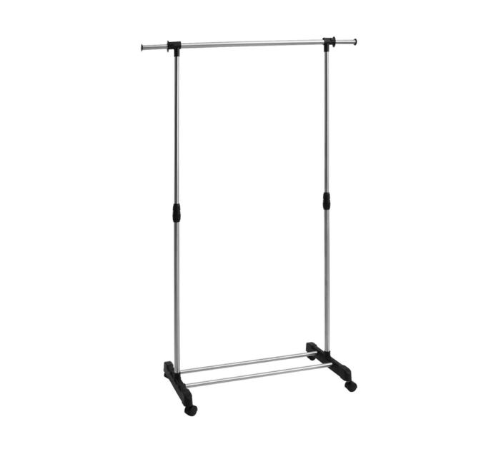 PRIMARIES SINGLE GARMENT RACK BLACK