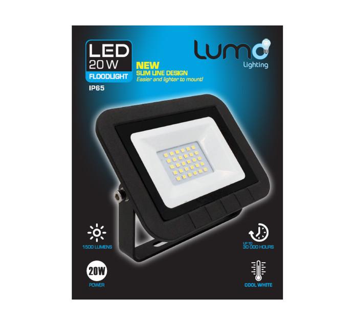 LUMO 20 W LED Non Sensor Floodlight