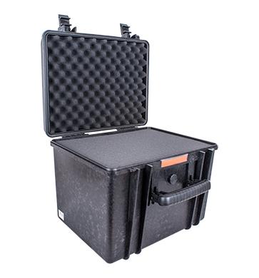 Hard Case 480x395x360mm Od With Foam Black Water & Dust Proof 443333