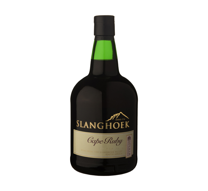 SLANGHOEK Cape Ruby (1 x 750ml)