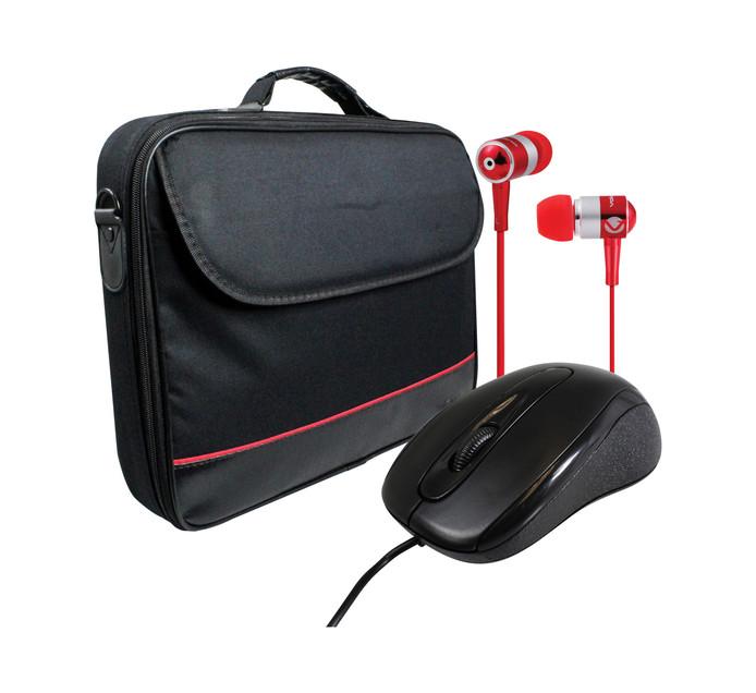 "VOLKANO 39 cm (15.6"") Industrial Laptop Bag Bundle"