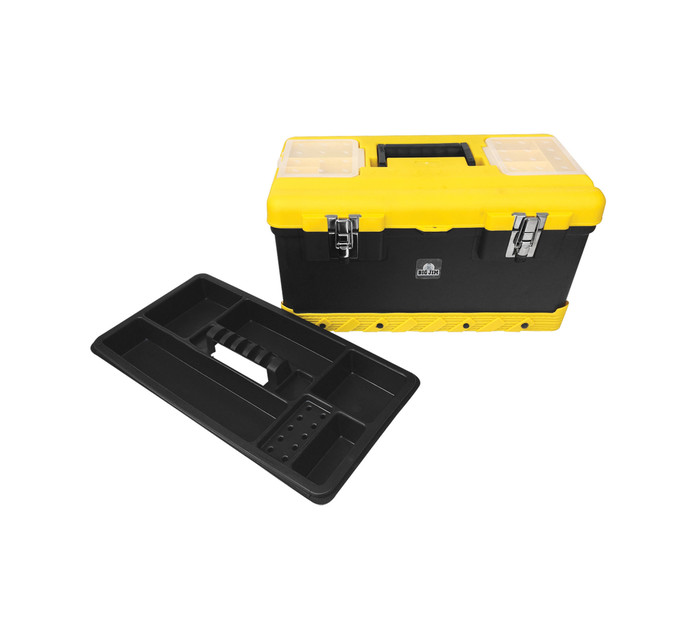 BIG JIM 50 cm Professional Toolbox With Steel Lock