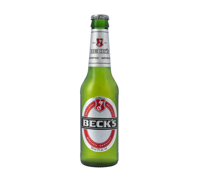 BECKS Becks Green (24 x 330ml)