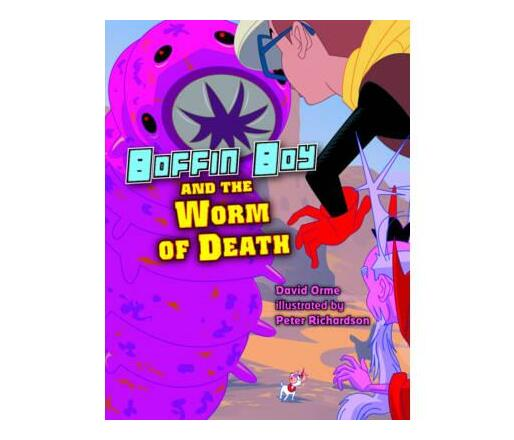 Boffin Boy And The Worm of Death : Set 3