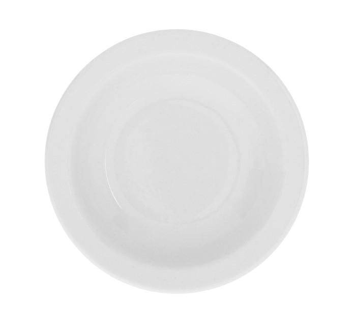 CONTINENTAL CROCKERY 20.25 cm Blanco Side Plates 6+2 Free