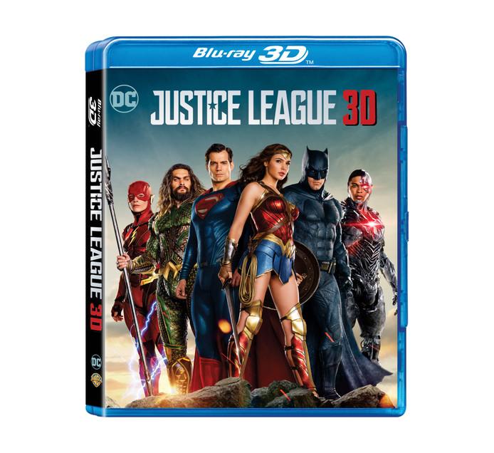 Justice League 3D Bd