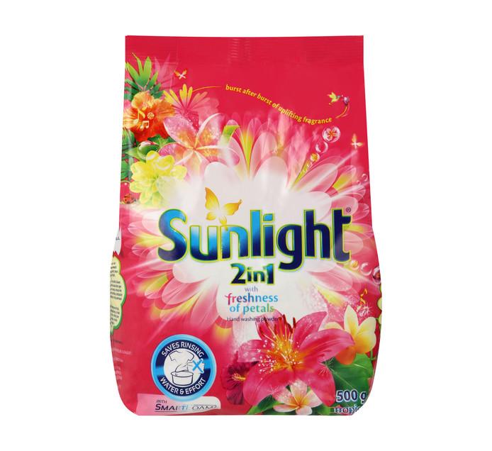 SUNLIGHT 6 X 500G Washing Powder