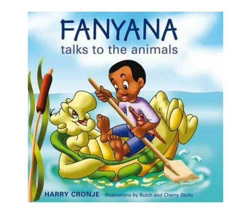 Fanyana talks to the animals