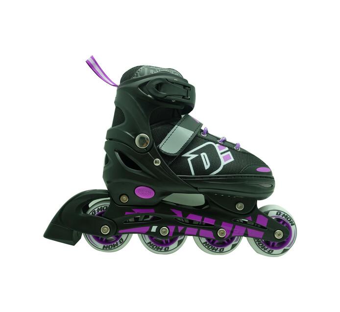 D=MON Size: 13 - 3 Soft Boot Inline Girls Skates