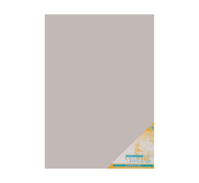 STAR A4 Pastel Ribbed Board