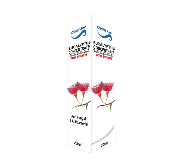 CRYSTAL AIRE 200ML 200ML Eucolyptus Concerntrate