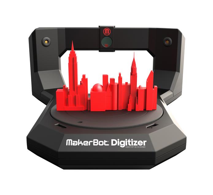 MAKERBOT Desktop 3D Scanner