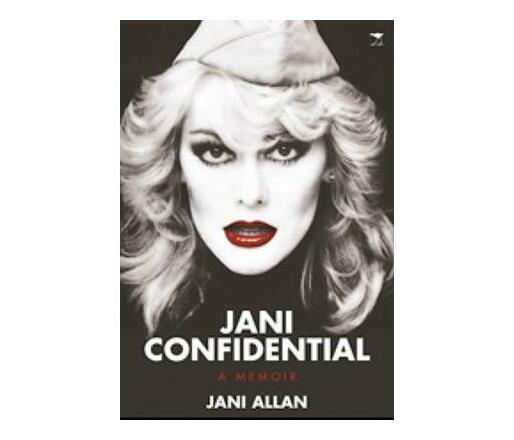 Jani confidential : A memoir