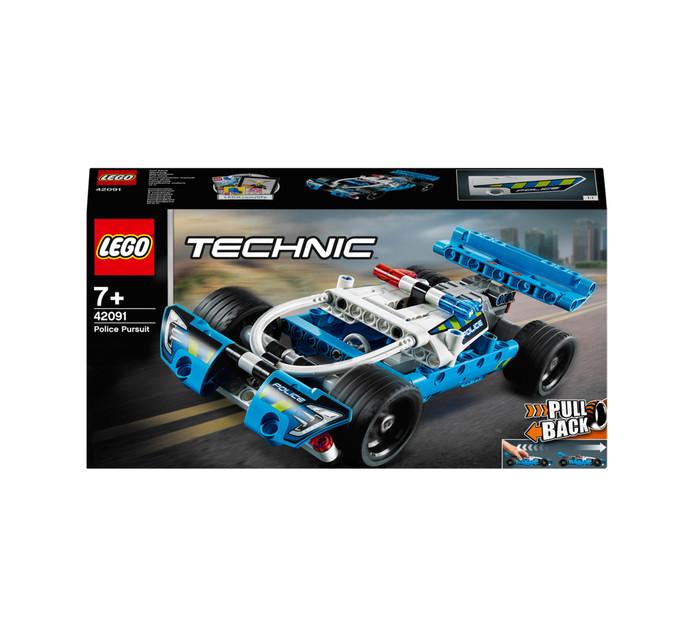 Lego Technic Police Pursuit Boys Toys Construction Kids Toys