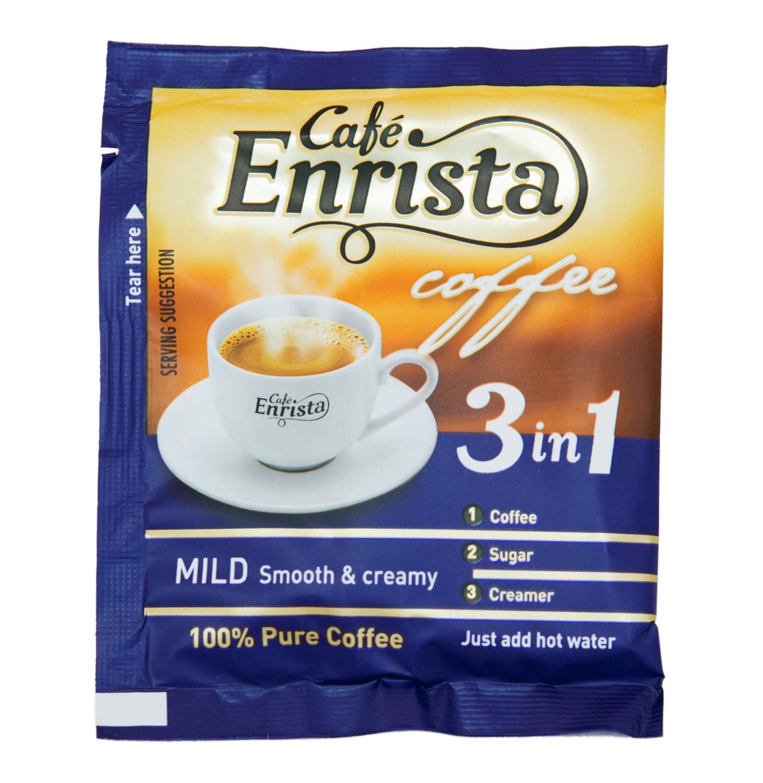 Cafe Enrista Coffee Sachet Mild (100 x 25g)