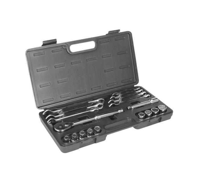 "MASTERCRAFT 18 piece 1/2"" Tool Kit"