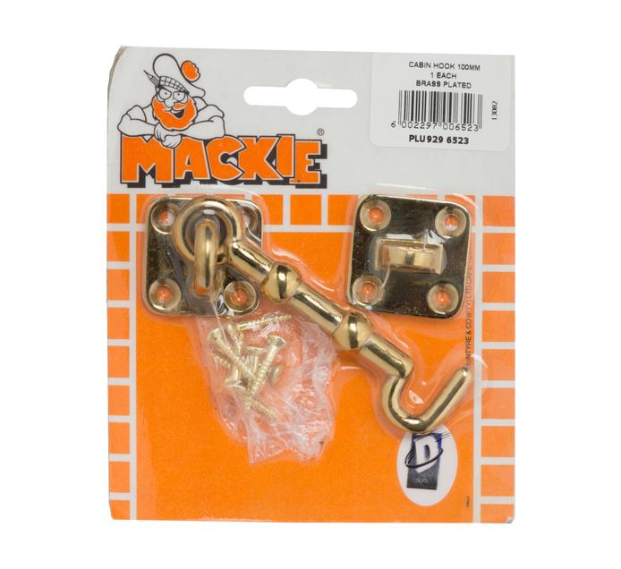 MACKIE Cabin Hook and Screws
