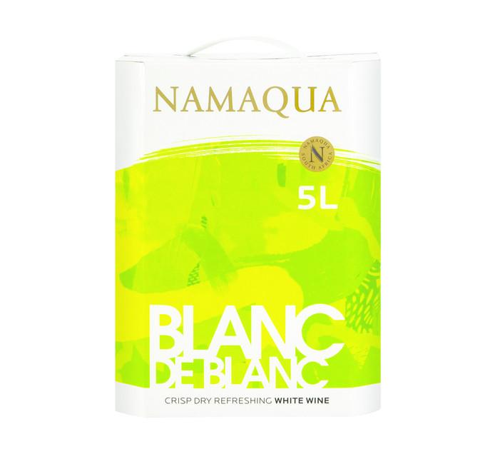 NAMAQUA Blanc De Blanc (1 x 5L)