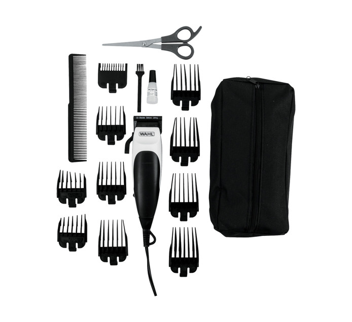WAHL 17 Piece Homecut Haircutting Kit