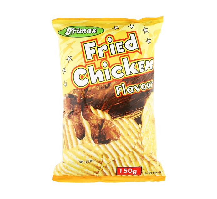 FRIMAX Potato Chips Fried Chicken (1  x  150g)