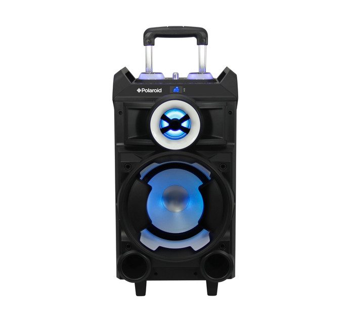"POLAROID 20cm (8"") Bluetooth Trolley Speaker"