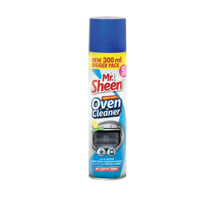 MR SHEEN Oven Cleaner Fast Acting (1 x 300ml)