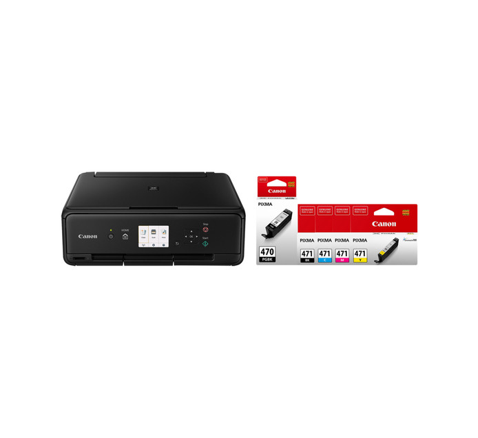 CANON TS5040 Creative Printer Bundle