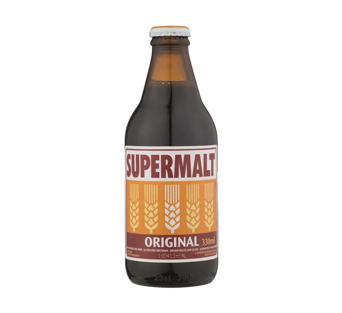 SUPERMALT Non Alcoholic NRB (24 x 330ml)