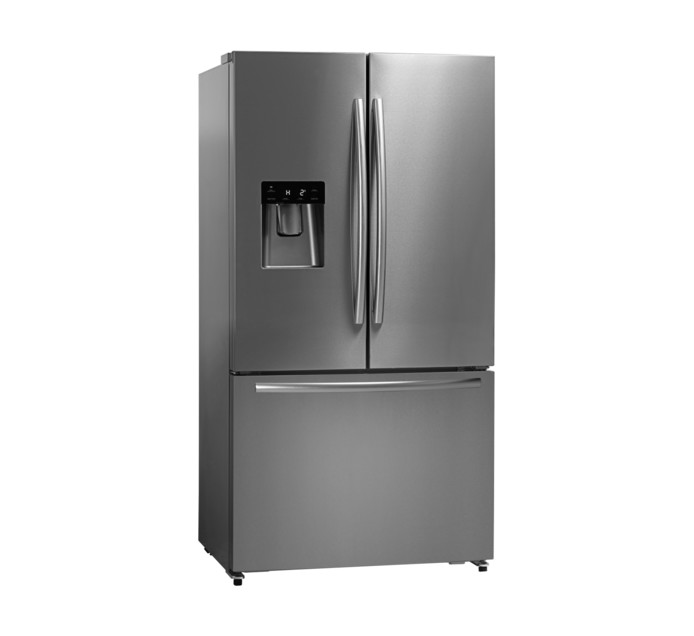 HISENSE 536L FRENCH DOOR FRIDGE S/STEEL