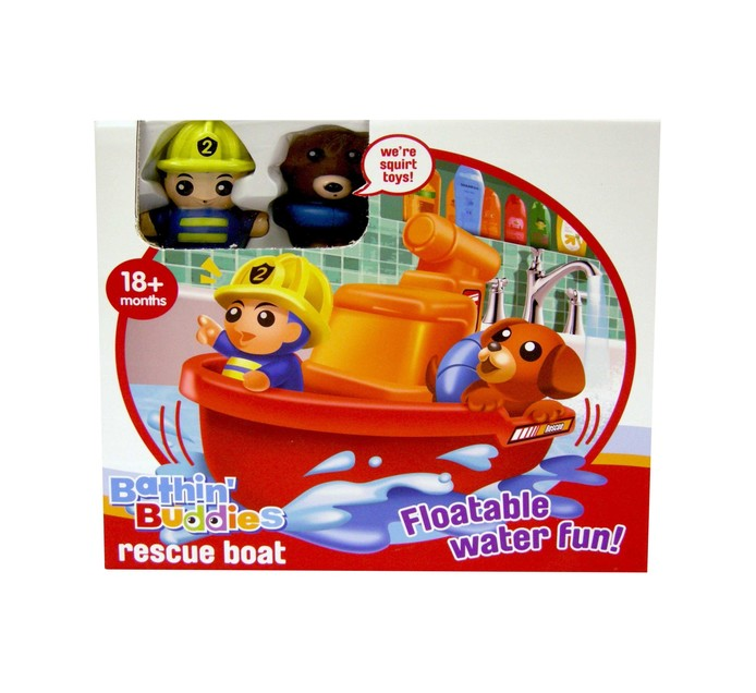 Bathin' Buddies Boat