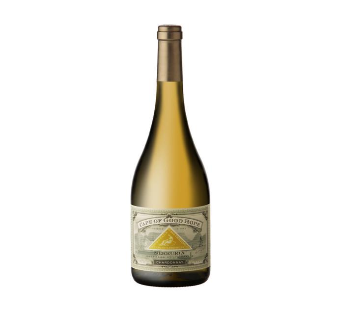 CAPE OF GOOD HOPE Serruria Chardonnay 2017 (6 x 750ml)