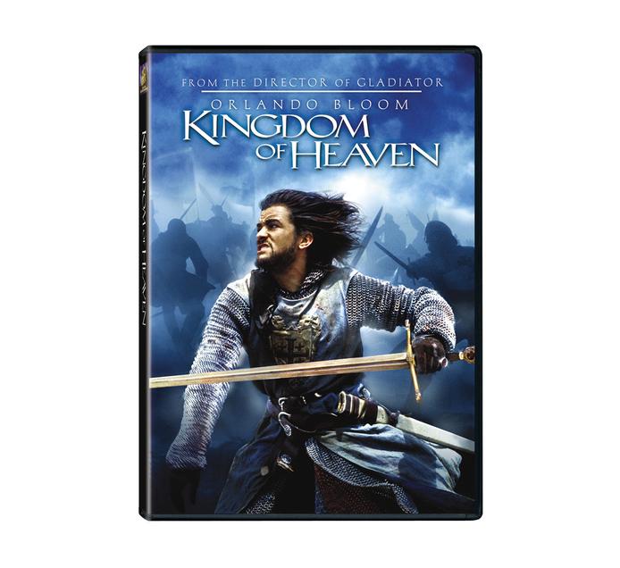 Kingdom Of Heaven DVD