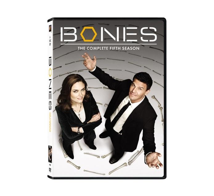 Bones Season 5 - 6 Disc