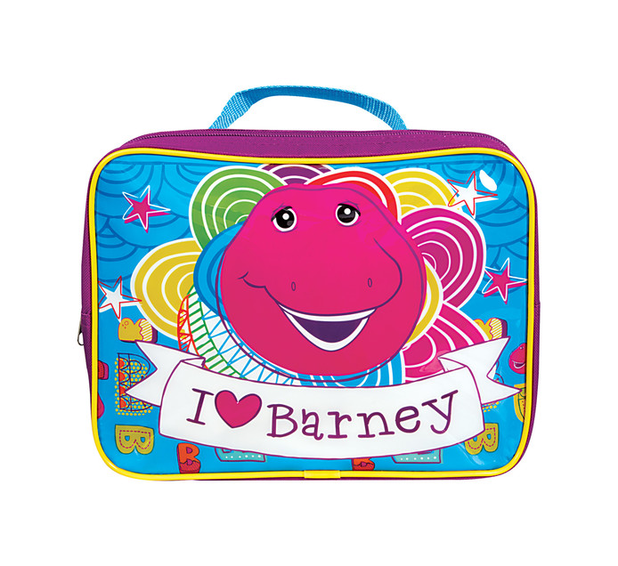 DISNEY Barney Lunch bag