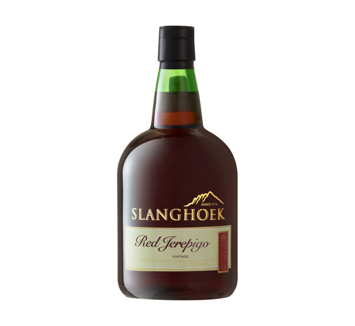 SLANGHOEK Red Jerepigo (1 x 750ml)