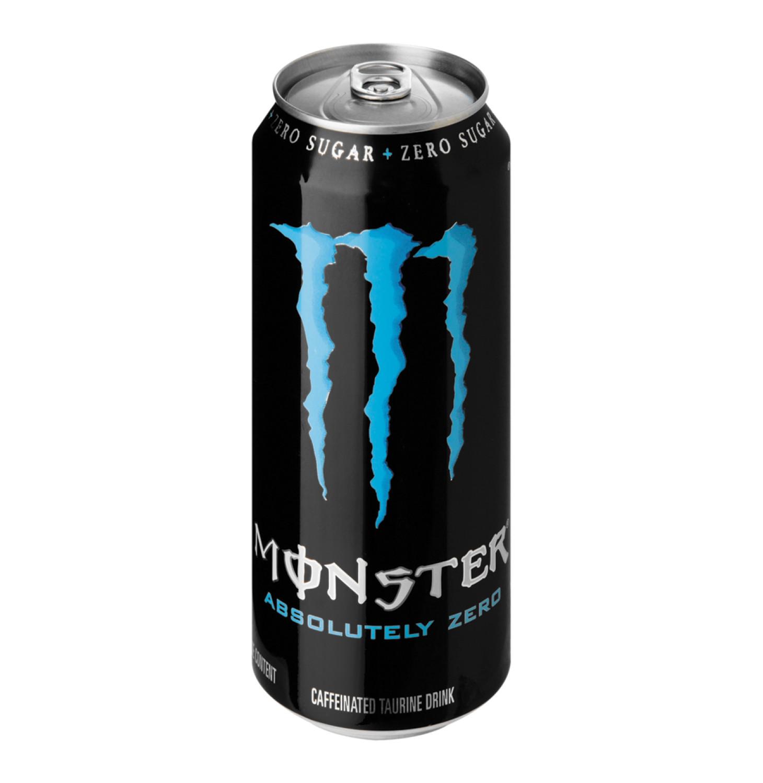 Monster Energy Drink Ab  Zero (4 x 500ml)