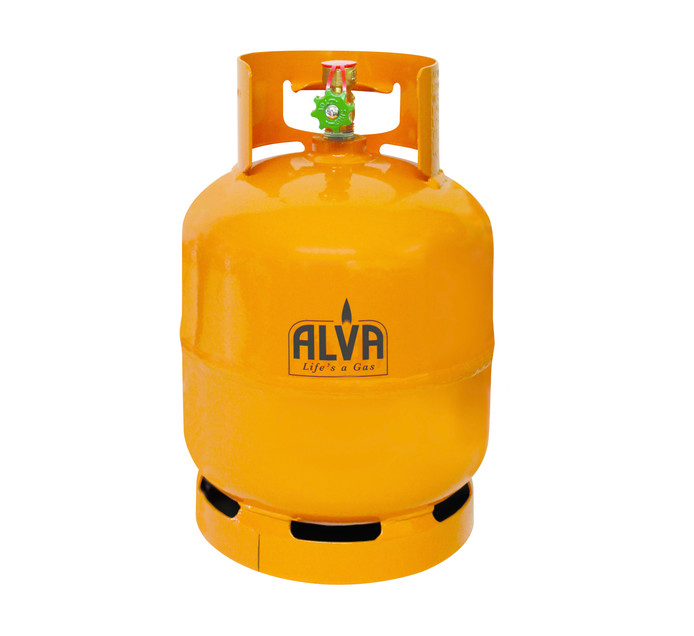 ALVA 3kg Gas Cylinder (excludes gas)