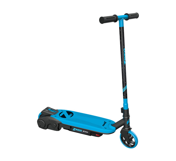 ZINGO X100 ELECTRIC SCOOTER BLUE