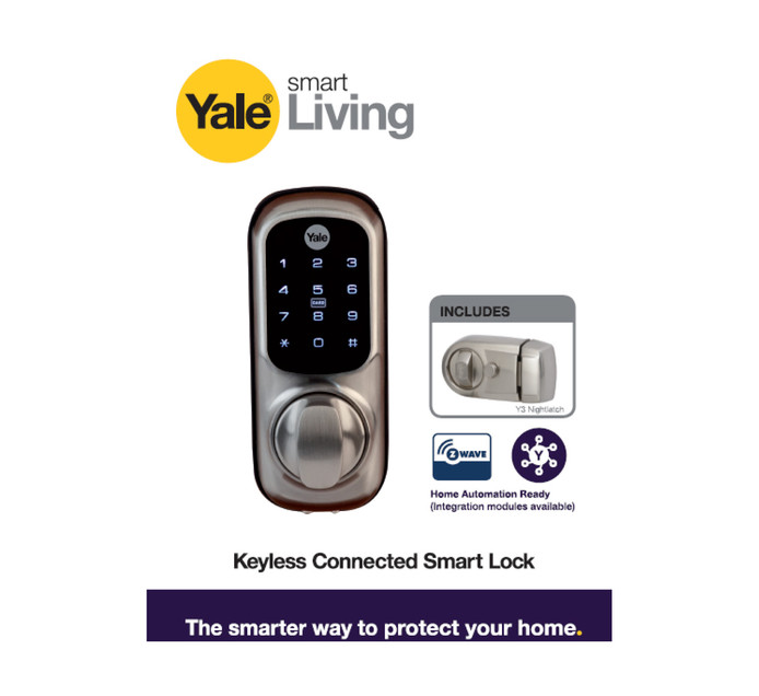 YALE Keyless Connect Smart Lock