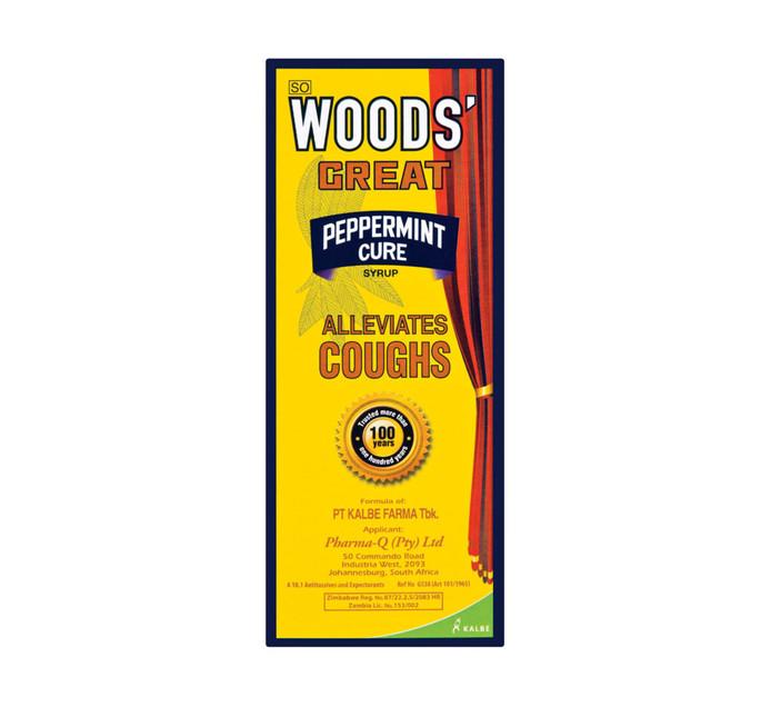 WOODS Peppermint Cure (6 x 100ml)