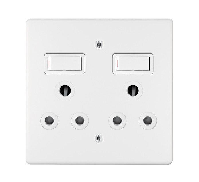 CRABTREE Classic Double Socket