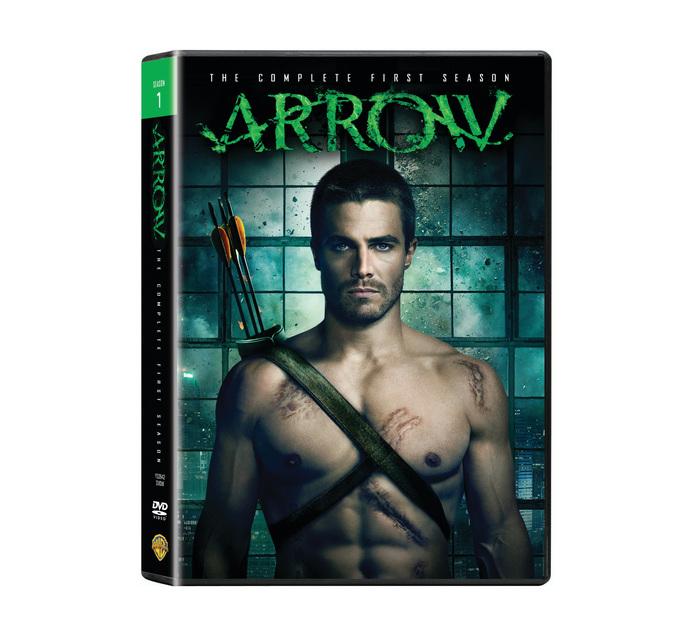 Arrow Season 1 - 5 Disc