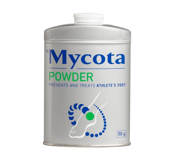 MYCOTA Foot Powder (1 x 50g)