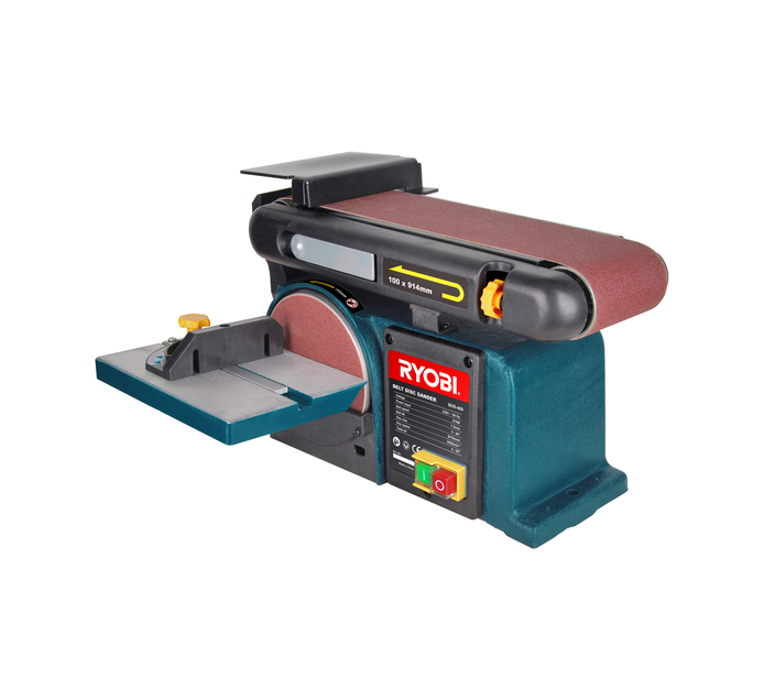 RYOBI 370 W Belt and Disc Sander