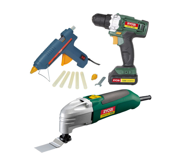 RYOBI Cordless Multi Tool Kit