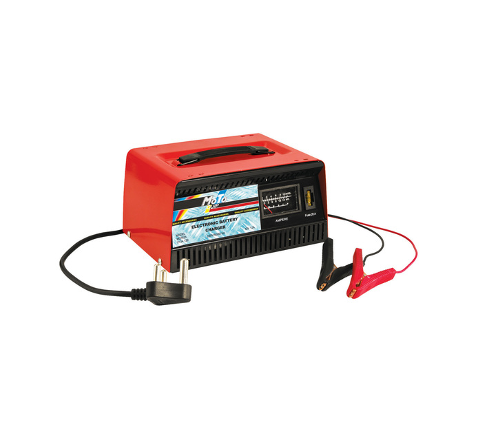 MOTO-QUIP 12Amp Battery Charger