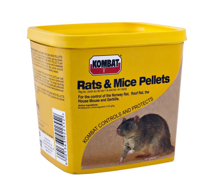 STARKE AYRES 500g Rats and Mice Tub